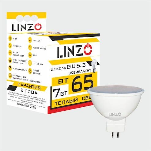 Светодиодная лампа MR16 (точка)
