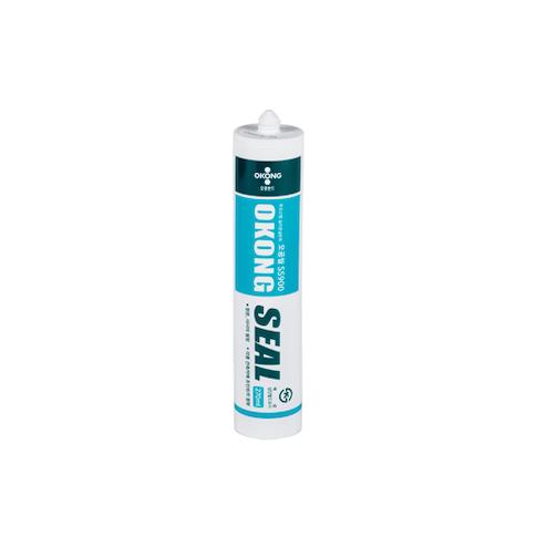 Герметик силиконовый нейтральный универсальный «OKONGSEAL» белый